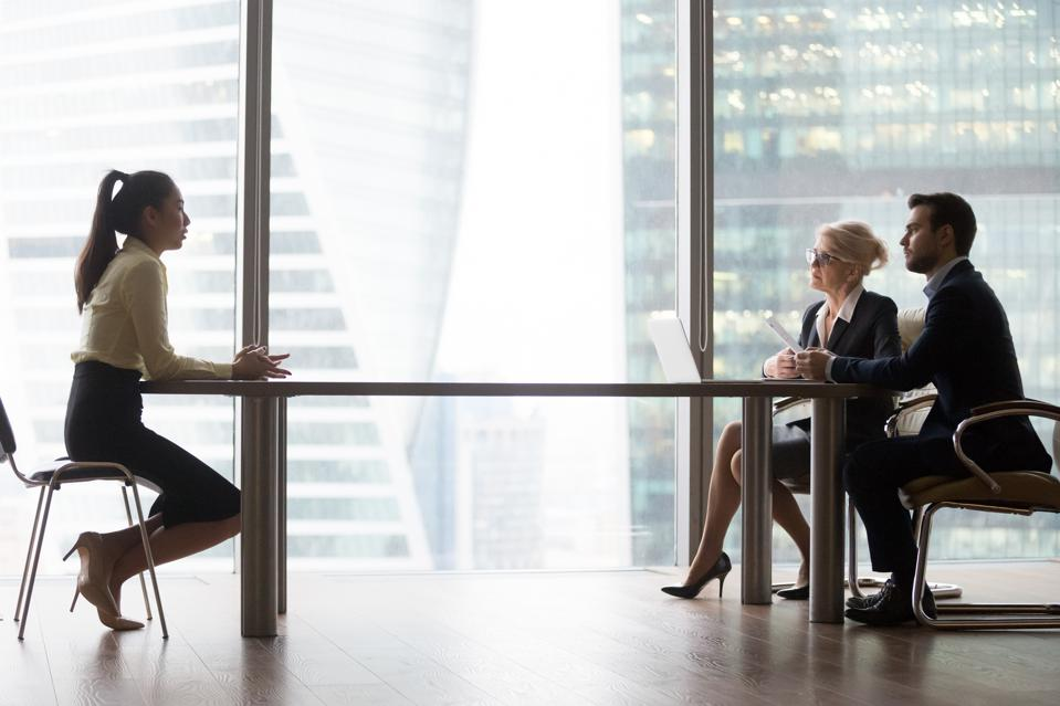 4 Mistakes To Avoid In A Job Interview