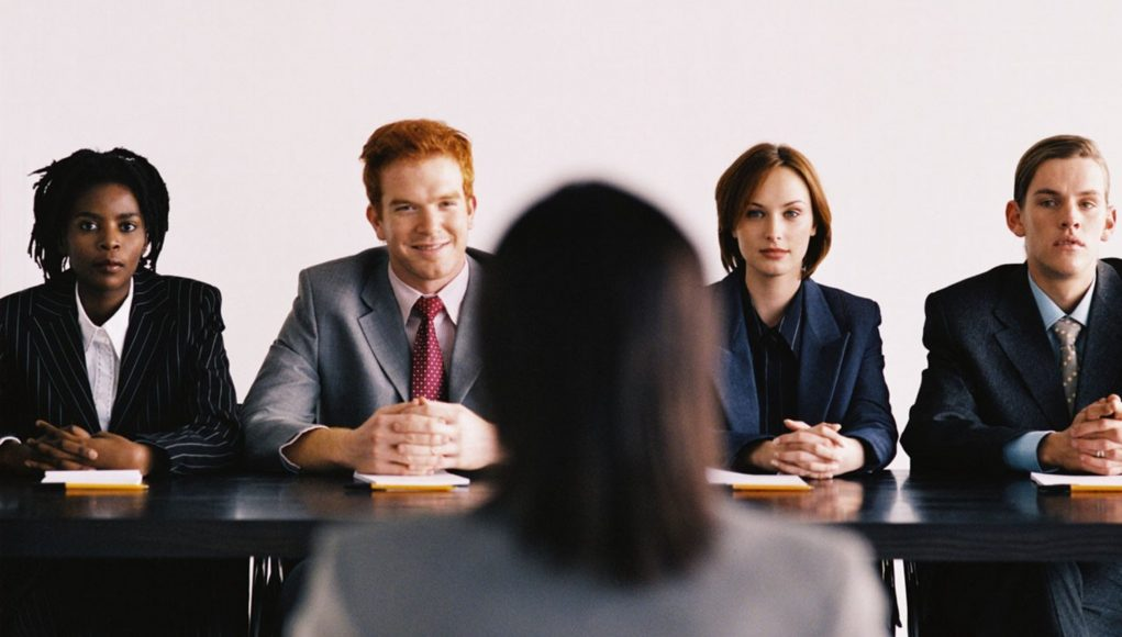 How to look professional in a job interview | AlphaGamma